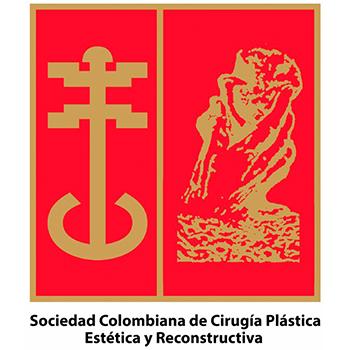 19 logo sociedad colombiana de cirugia plastica estetica y reconstructiva - Andres Urrego Cirujano Plastico